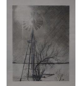 Kraft Windmill (Original) by Matthew Kraft