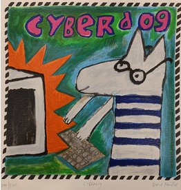faville Cyber Dog by Dave Faville