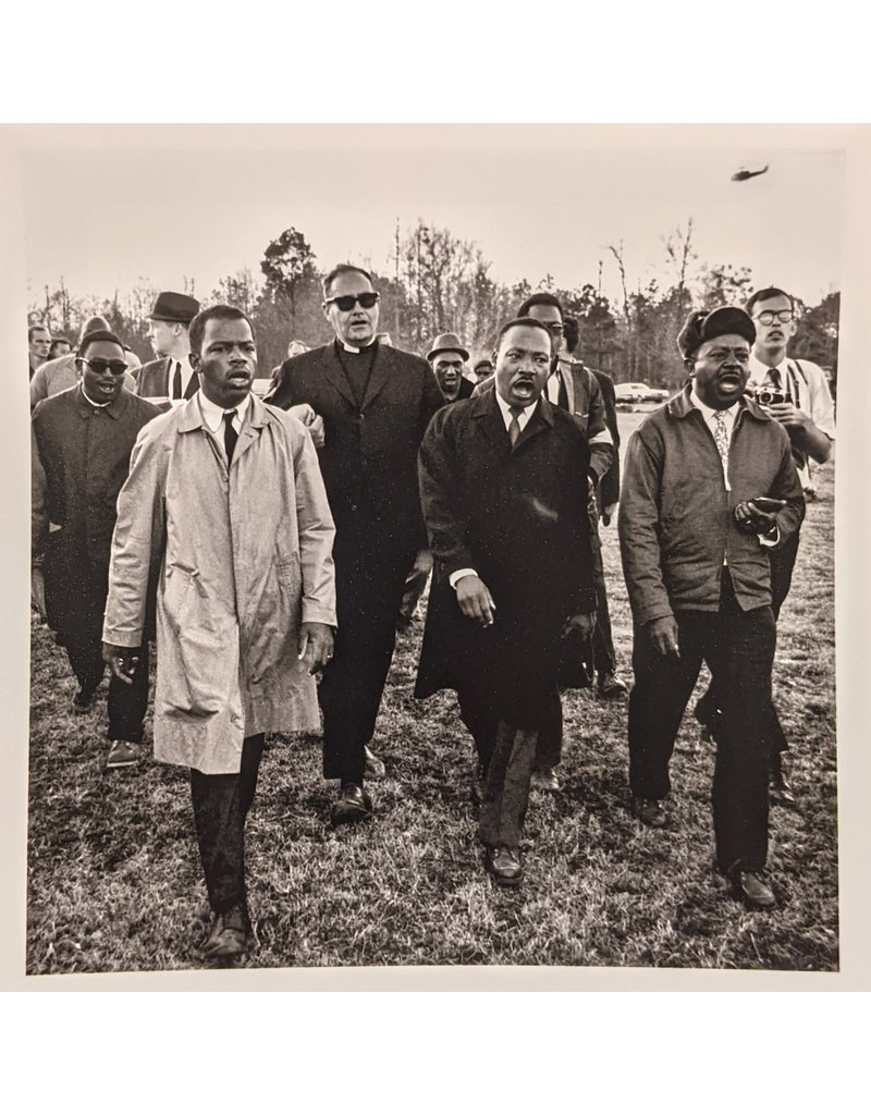 Magnum We Shall Overcome (The James Meredith March Against Fear), June 1966 by Harry Benson