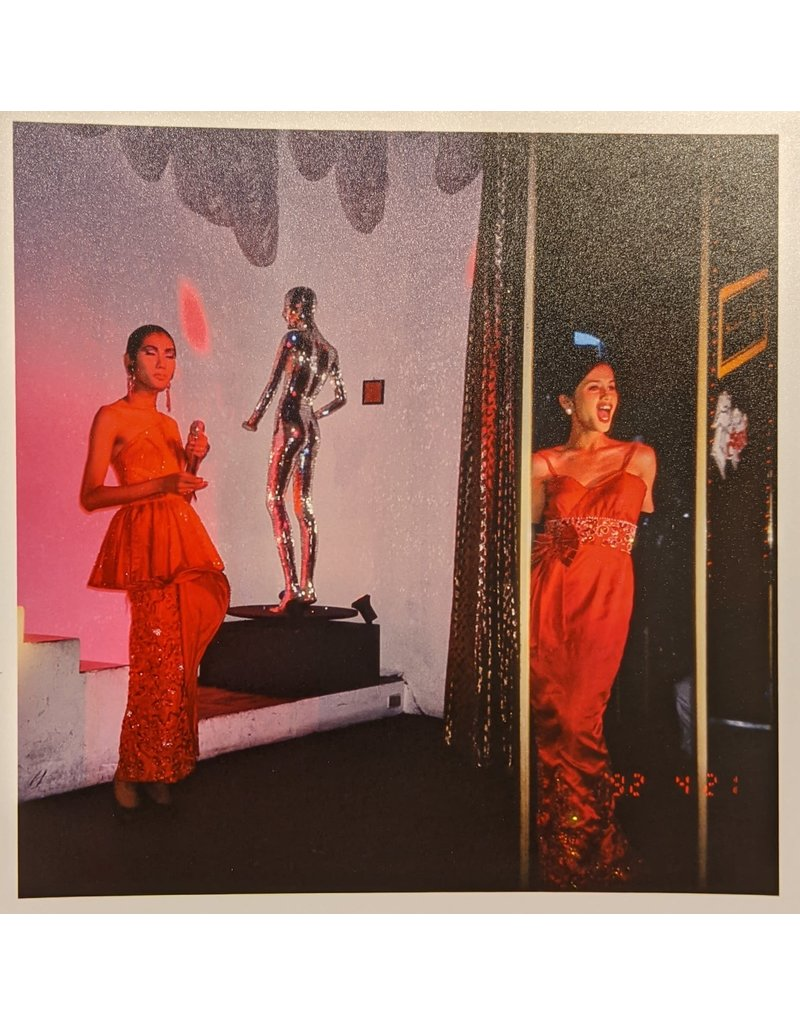 Magnum C and So competing for the Oscar, Second Tip, Bangkok, 1992 by Nan Goldin