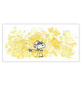 Everhart Partly Cloudy 6:30 Morning Fly by Tom Everhart