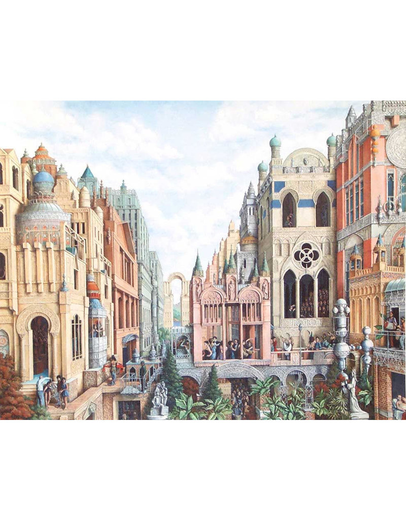 Fox Dreamscape by Howard Fox