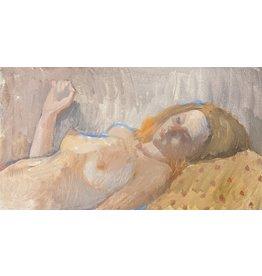 Lasker Nude (Original) by Joe Lasker
