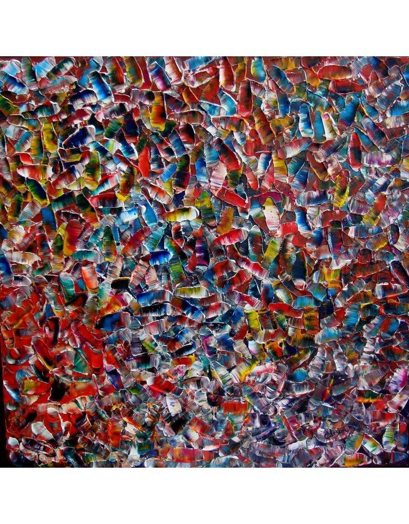 Carson Abstracto by Charles Carson (Original)