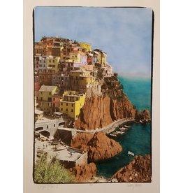 James Cinque Terrei by Dewey James