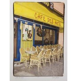 James Cafe des Arts by Dewey James
