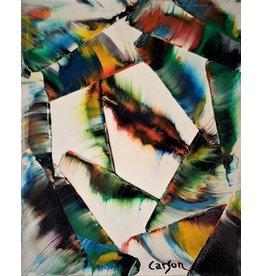 Carson Couleurs En Floraison by Charles Carson (Original)