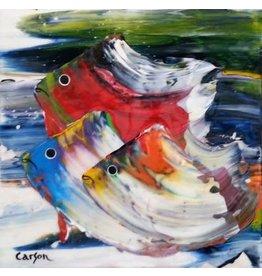 Carson En Movement by Charles Carson (Original)