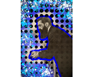 Herzl Splatter Edition By