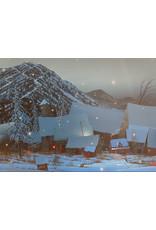 Philibert Winter Fire Flies by Andre Philibert (Original)