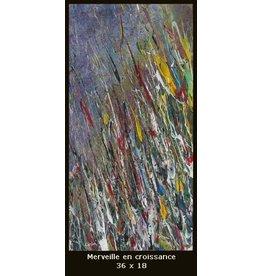 Carson Merveille En Croisance by Charles Carson (Original)