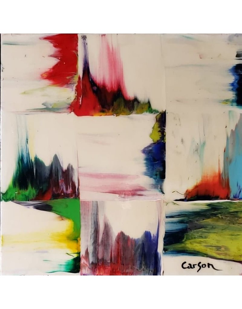 Carson Paysage Multiple by Charles Carson (Original)