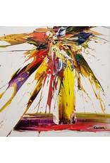 Carson Pluie Des Fleurs by Charles Carson (Original)