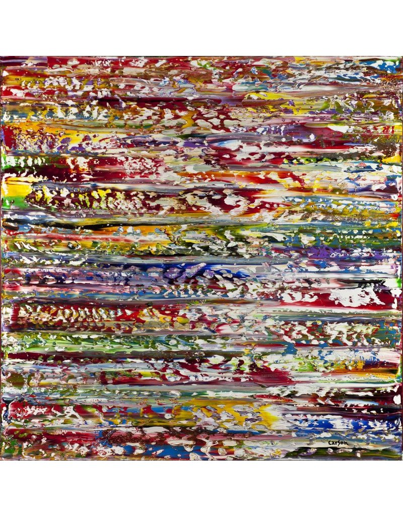 Carson Reflet Matinal by Charles Carson (Original)