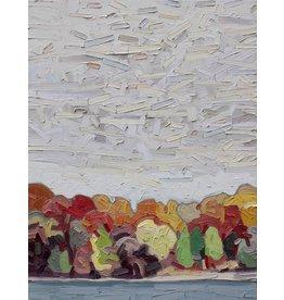 Grieve Autumn Shore 11 by David Grieve (Original)