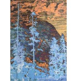 Robinson Blue Pine by Brannan Robinson