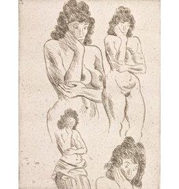 Soyer Study I by Raphael Soyer