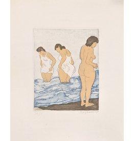Soyer Day Bathing by Raphael Soyer