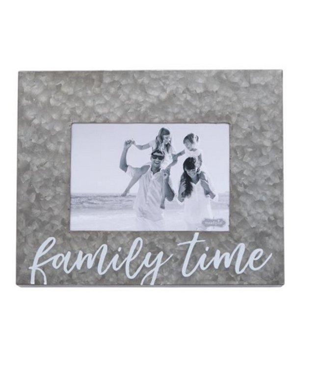 5X7 TIN FAMILY TIME FRAME