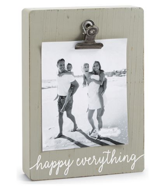 Happy Everything Clip Block Frame