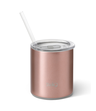 Swig Swig 12oz Lowball-Bar Rose Gold