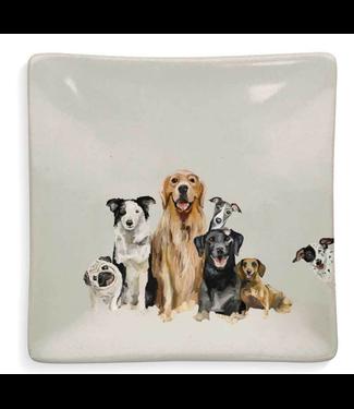 Best Friends Puppy Pack Dish