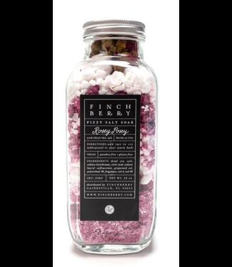 Rosey Posey Fizzy Salt Soak