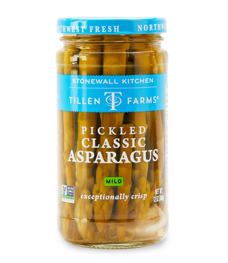 Stonewall Kitchen Tillen Farms Pickled Asparagus