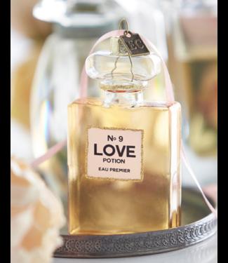 """EC 3.5"""" Love Potion No 9 Ornament"""
