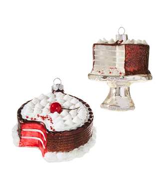 "3.5"" Cake Ornament"