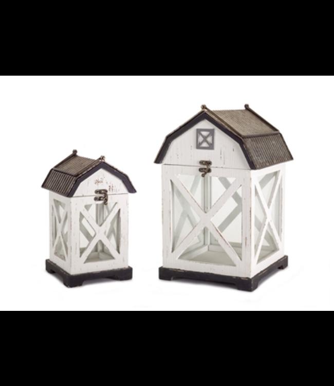 "Barn Lantern 10.5""H, Small"