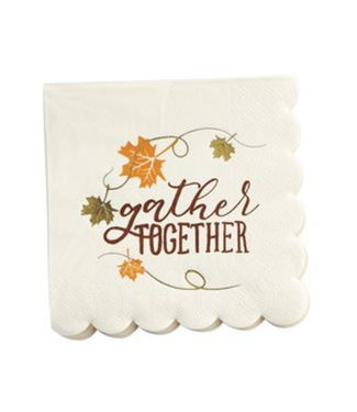 Mud Pie GATHER PAPER NAPKIN SET