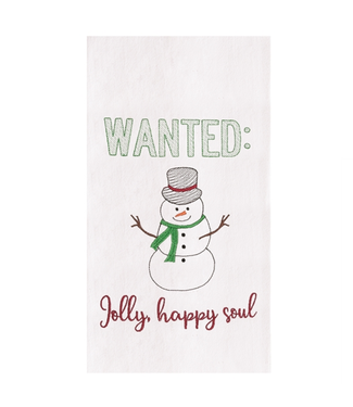 Jolly Happy Soul Towel