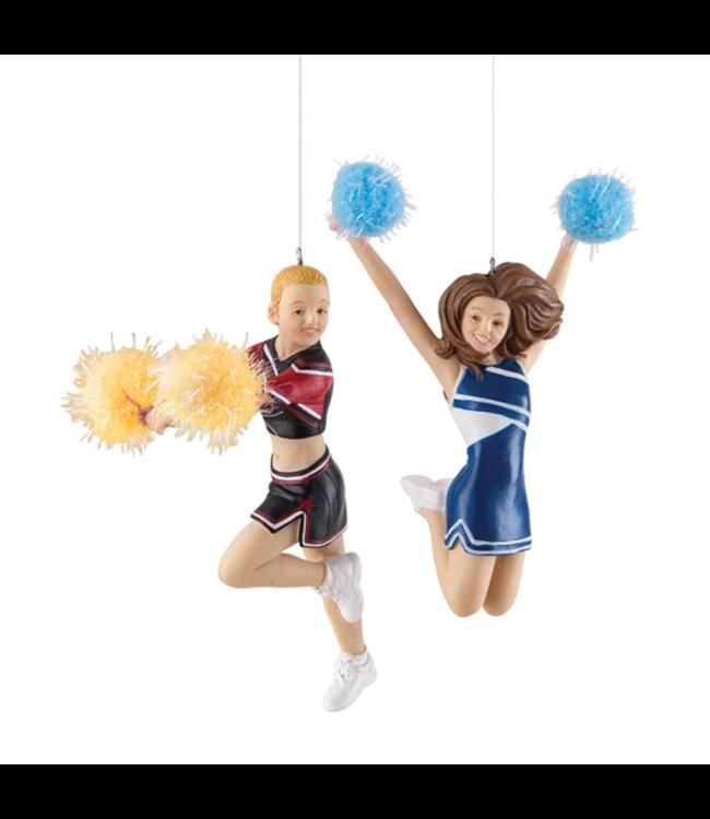 Cheerleading Team Ornament