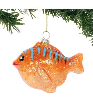 Puff Fish Ornament
