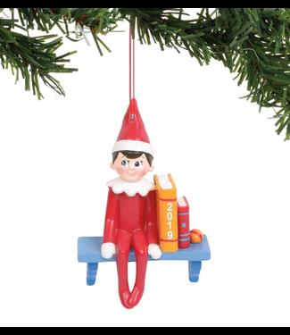 Elf Sitting on the Shelf Dated