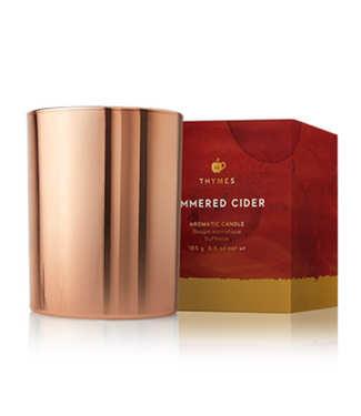 Simmered Cider Metallic Poured