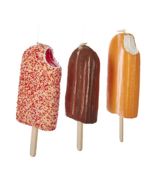 Classic Ice Cream Popcicle Orn