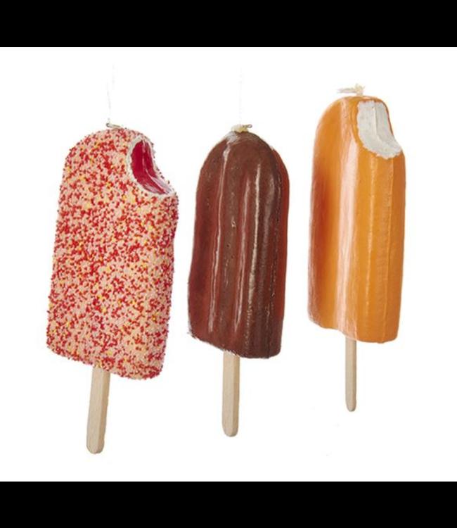 Classic Ice Cream Popcicle Orn