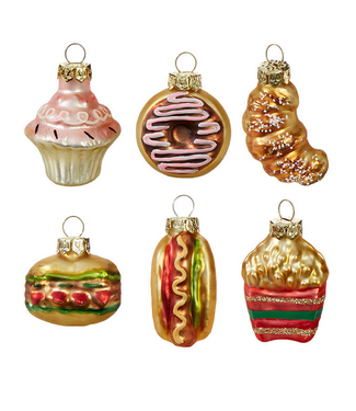 Mini Food Ornament