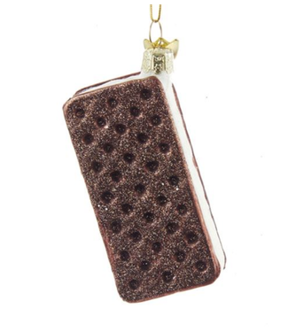 "3.75""NOBLE GEMS ICE CREAM SANDWICH"