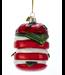 Noble Gems™ Caprese Salad Glass Ornament