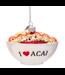Noble Gems™ Glass Acai Bowl Ornament