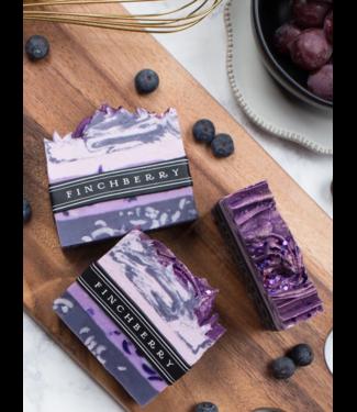 Grapes of Bath Soap Bar