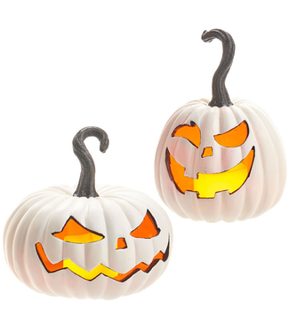 "9 "" LIGHTED JACK O'LANTERN"