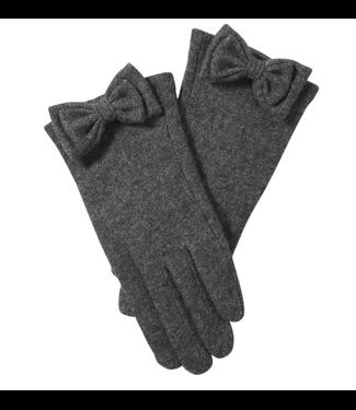 Harper Wool Bow Gloves