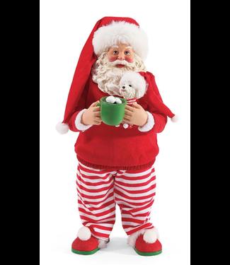 PETPD PJ Party Santa