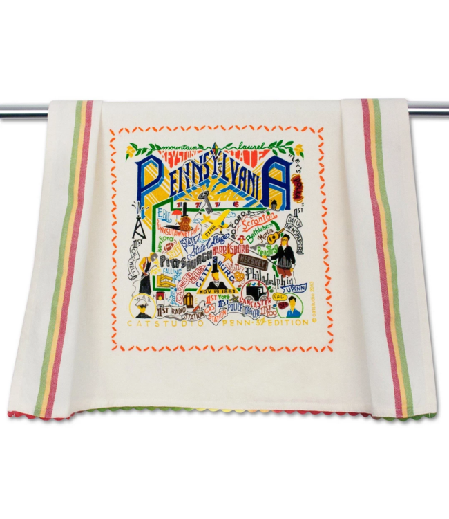 Pennsylvania Dish Towel