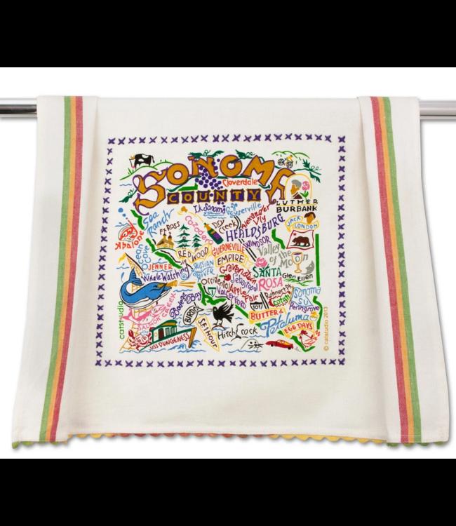 Sonoma Dish Towel