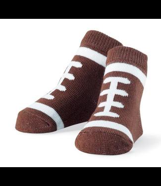 Mud Pie Football Socks